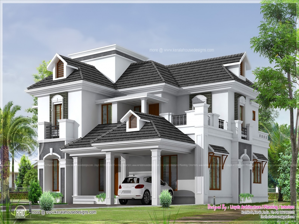 4 bedroom house designs 2 story 4 bedroom floor plans 4 for One story 4 bedroom farmhouse plans