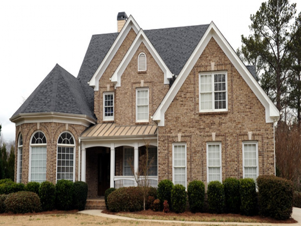 Colony american homes old colonial homes colonial for Colonial home builders