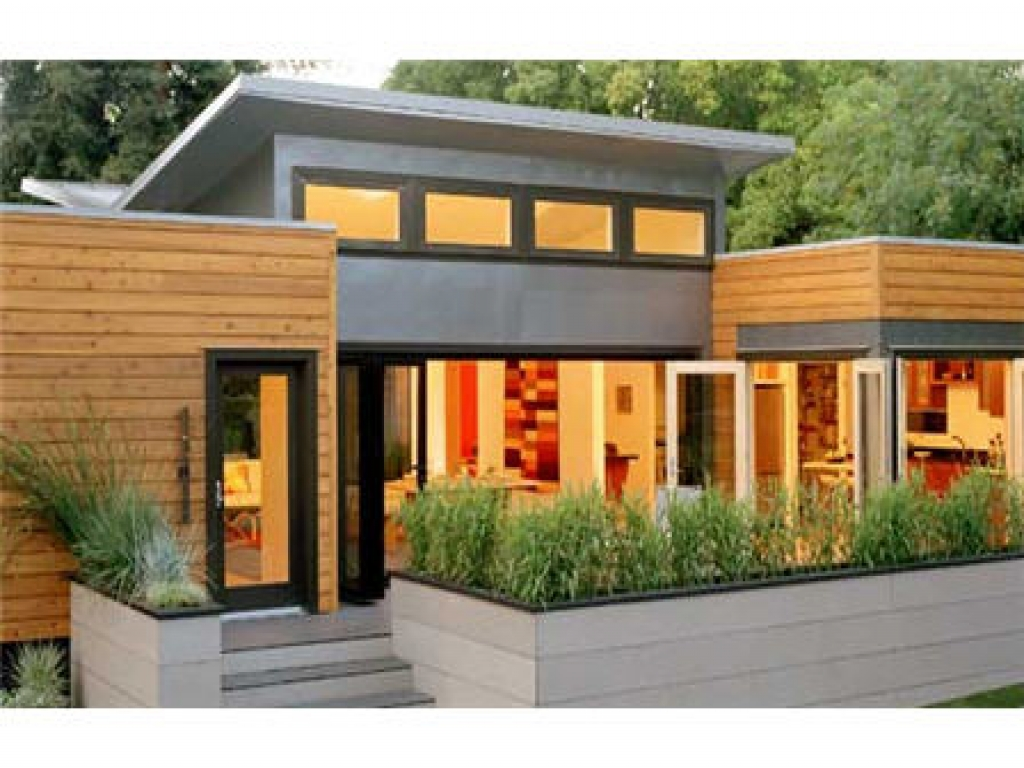 Modern design modular homes michelle kaufmann sunset new for Modern prefab house plans
