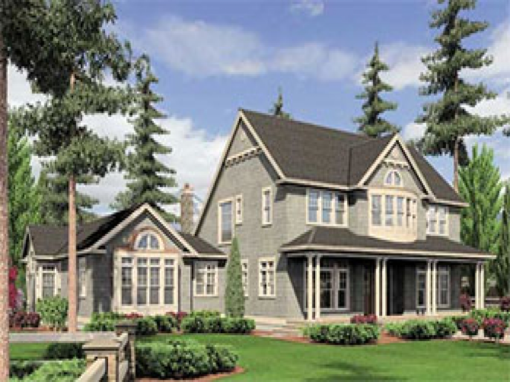 Mother in law additions in law suite plans larger house for Craftsman house plans with mother in law suite