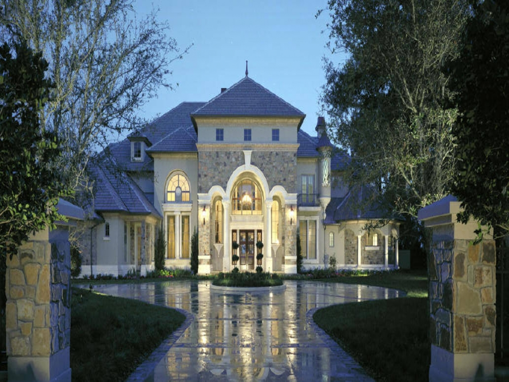 French style luxury home plans small french chateau homes for Chateau home designs