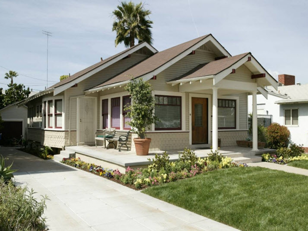 Barn style homes small bungalow style homes american for American bungalow style
