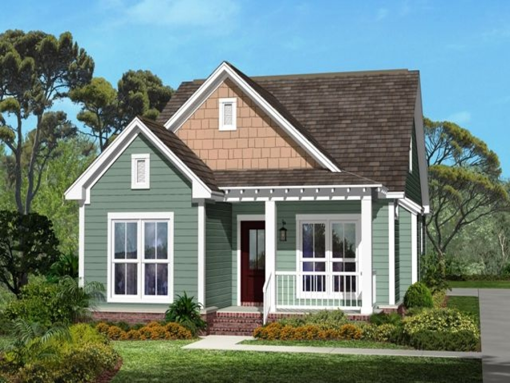 Small craftsman home designs small craftsman style house for Small craftsman home designs