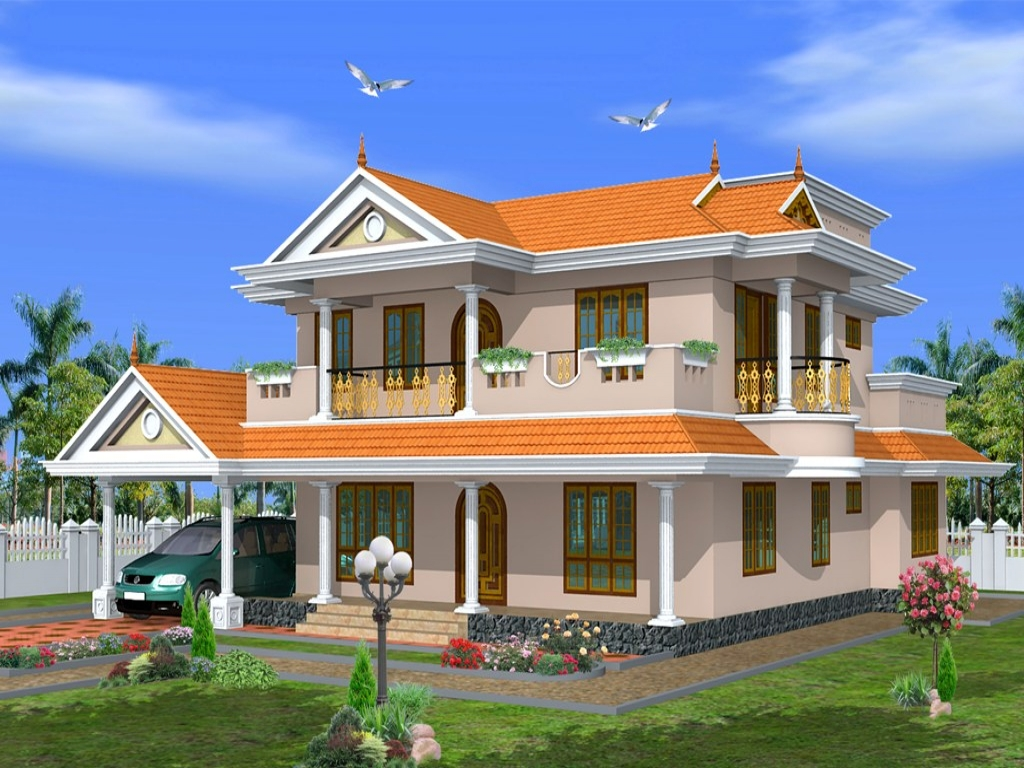 Kerala house interior design kerala home designs houses - Traditional home plans and designs ...