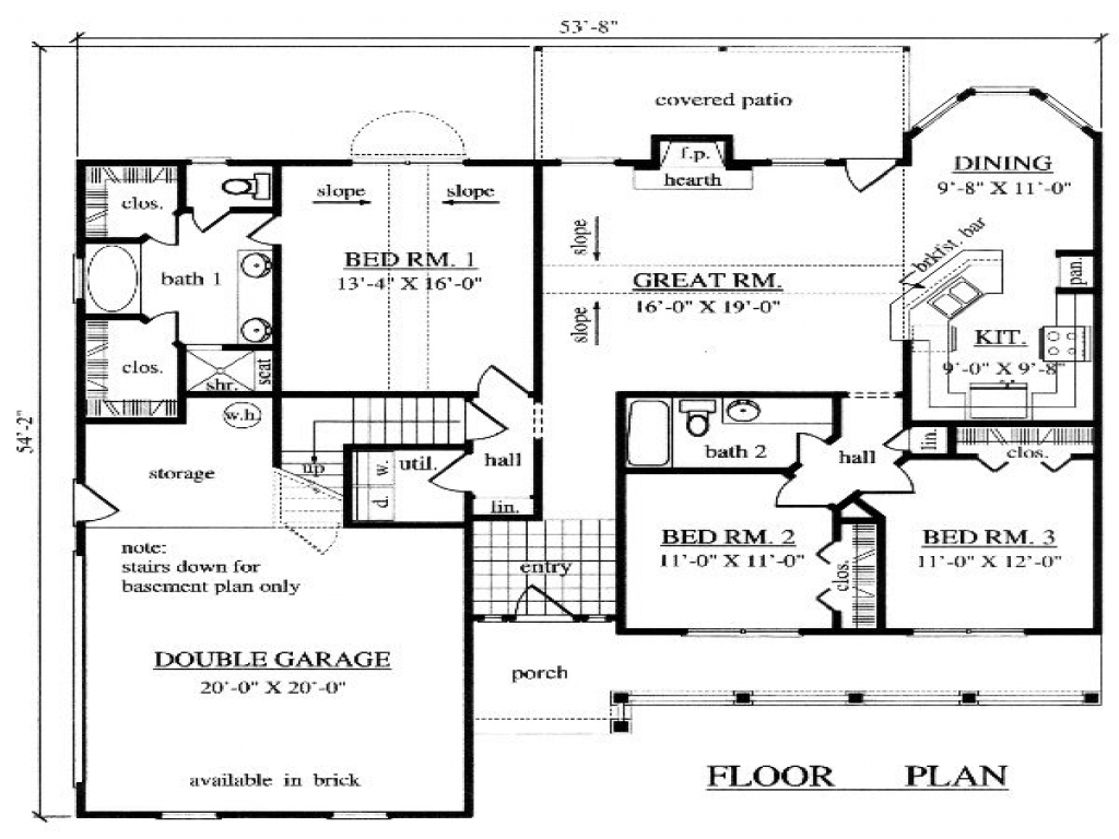 1500 sq ft house plans 15000 sq ft house house plan 1500
