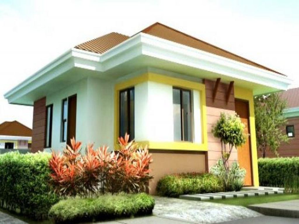 Simple Wooden House Designs Philippines Simple Bungalow
