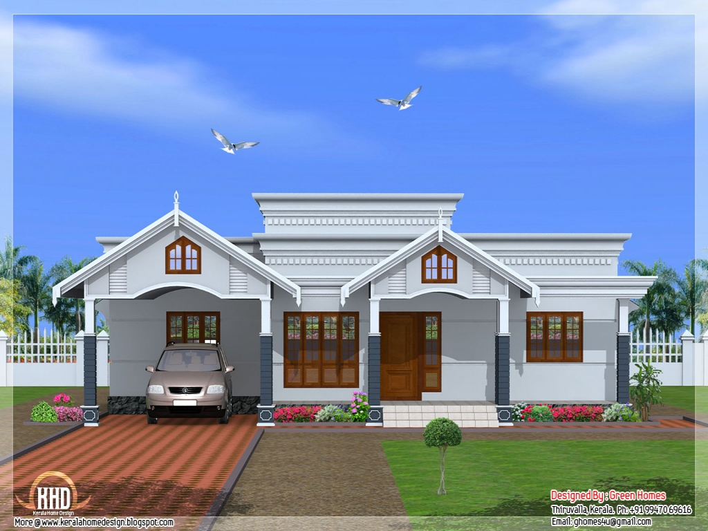 4 bedroom house plans kerala style 4bedroom ranch house