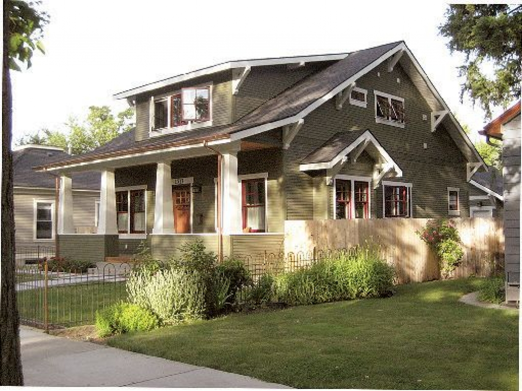 Craftsman bungalow dormer american craftsman bungalow the - What is a bungalow home ...