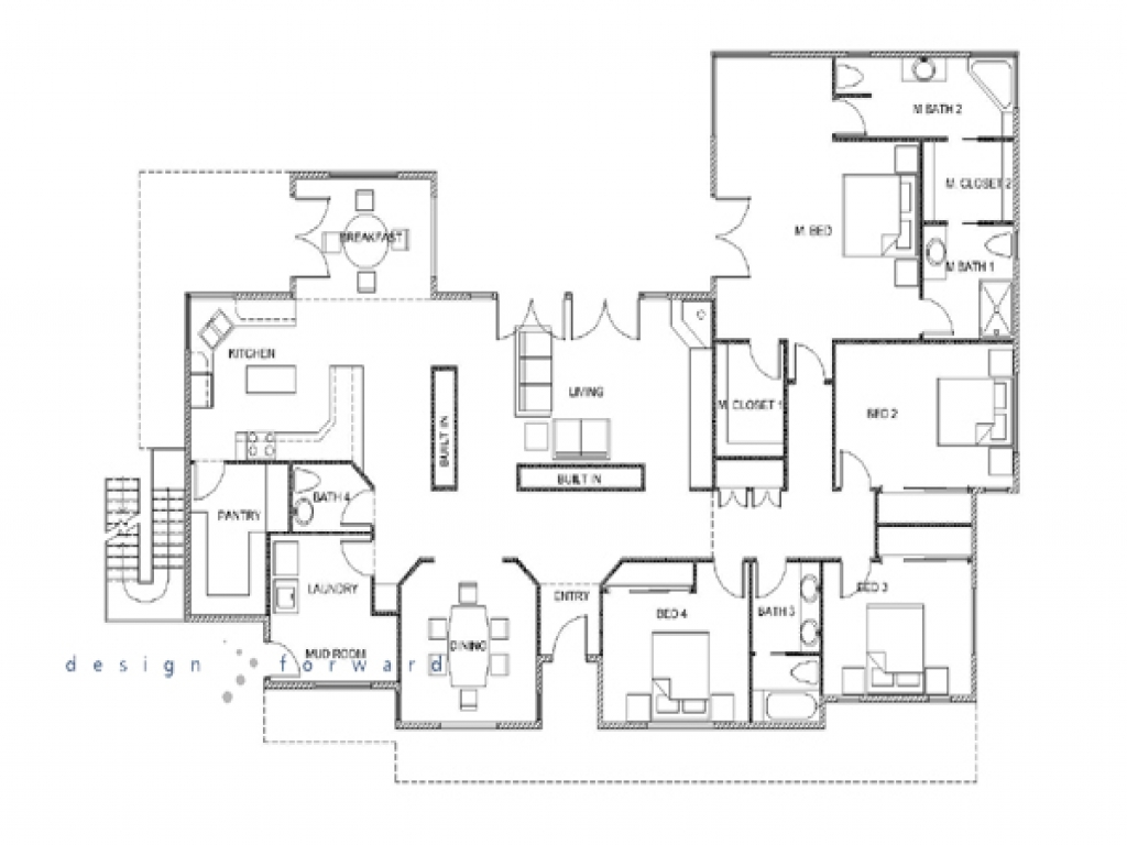 Autocad drawing house floor plan house autocad designs for Autocad house plans