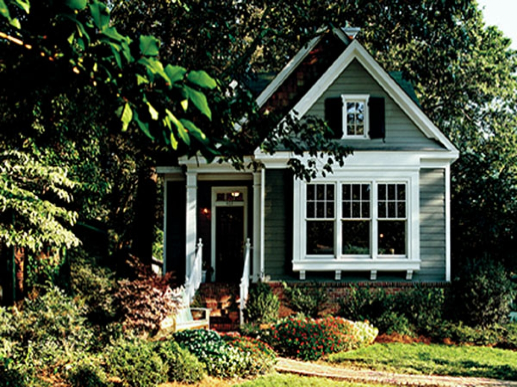Small Southern Cottage House Plans Southern Living Small