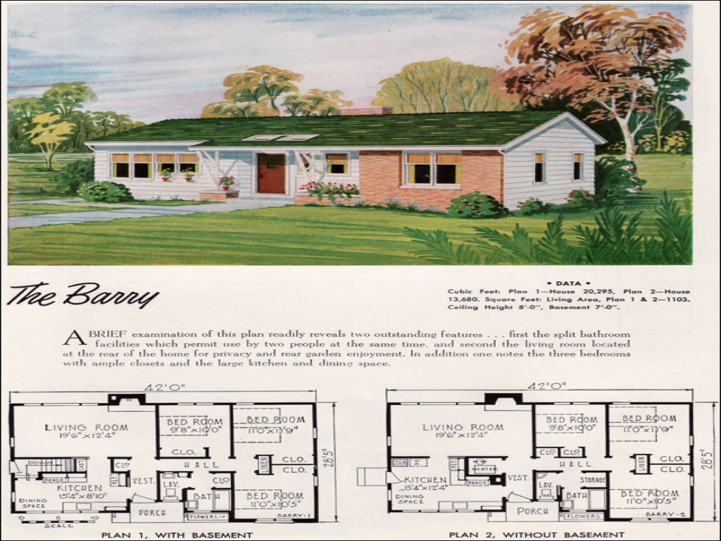 Midcentury Modern House Plans House Plans With Mid Redone ...