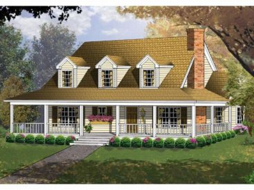Tiny Home Designs: Small Country House Plans Country Style House Plans For