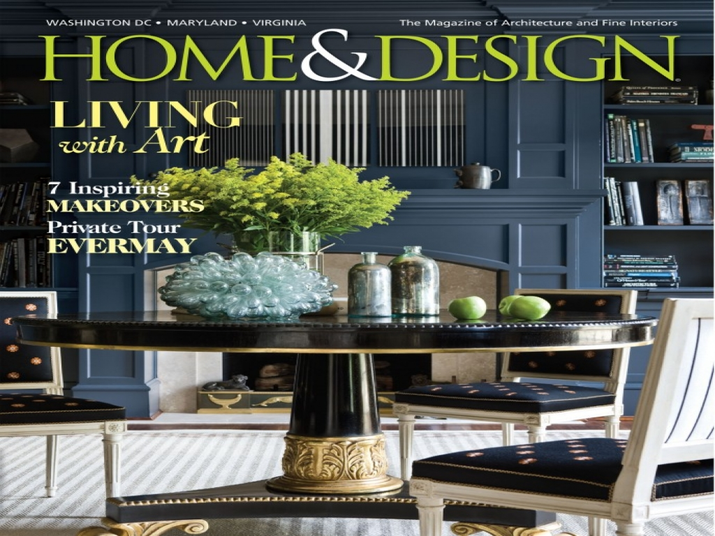 Modern interior design magazine modern home magazine for House designs magazine