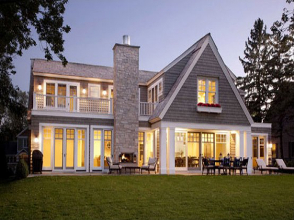 Shingle Style Home Modern New England Shingle Style Homes