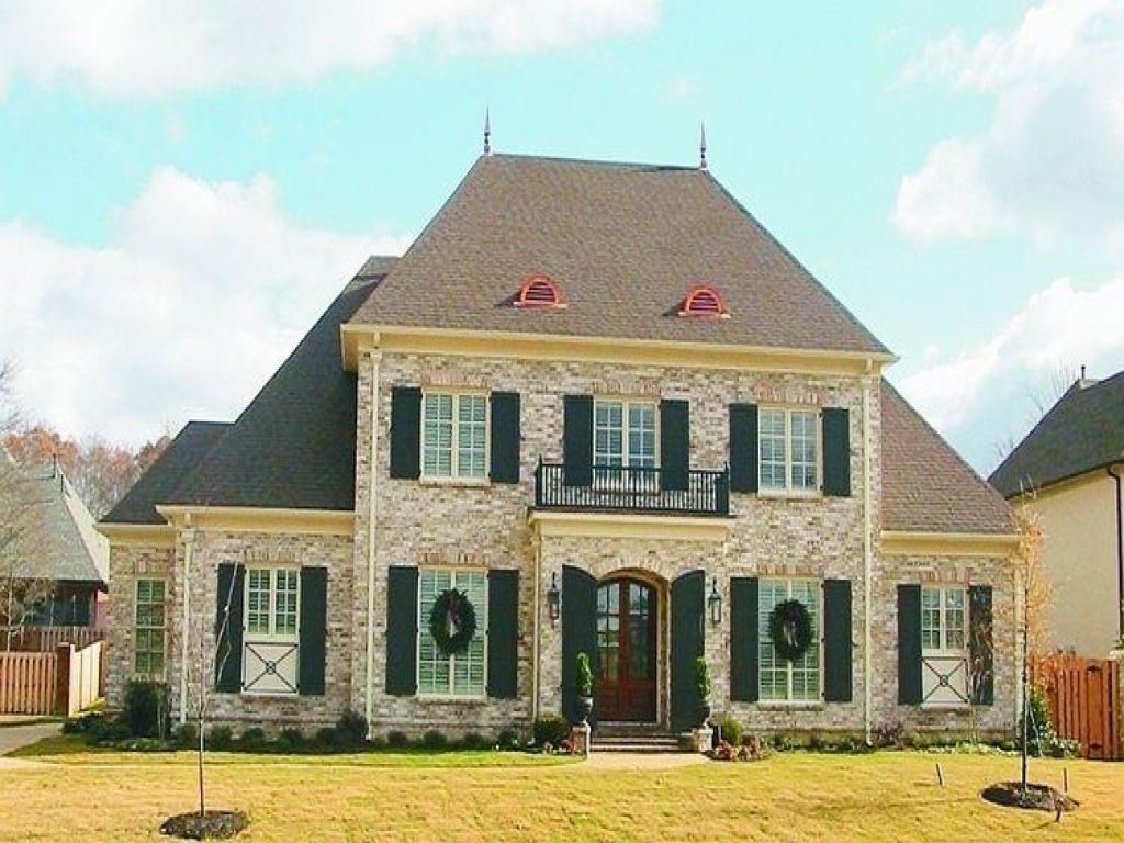 Southern colonial style house plans house plans colonial for Southern colonial style house plans