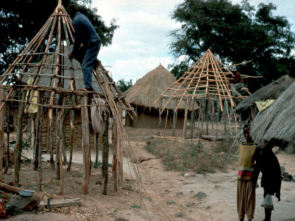 Thatch Roof Material South Africa Thatched Roof Roundhouse