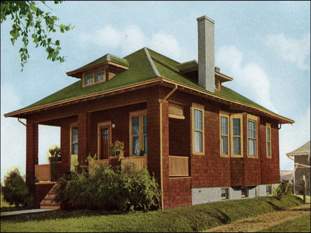 Hip roof bungalow house plans with porches hip roof for Hip roof house