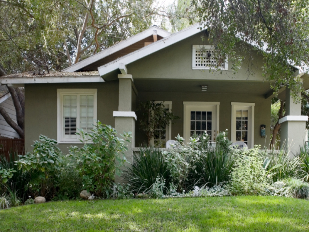 Exterior House Colors For Bungalow Style Homes Exterior