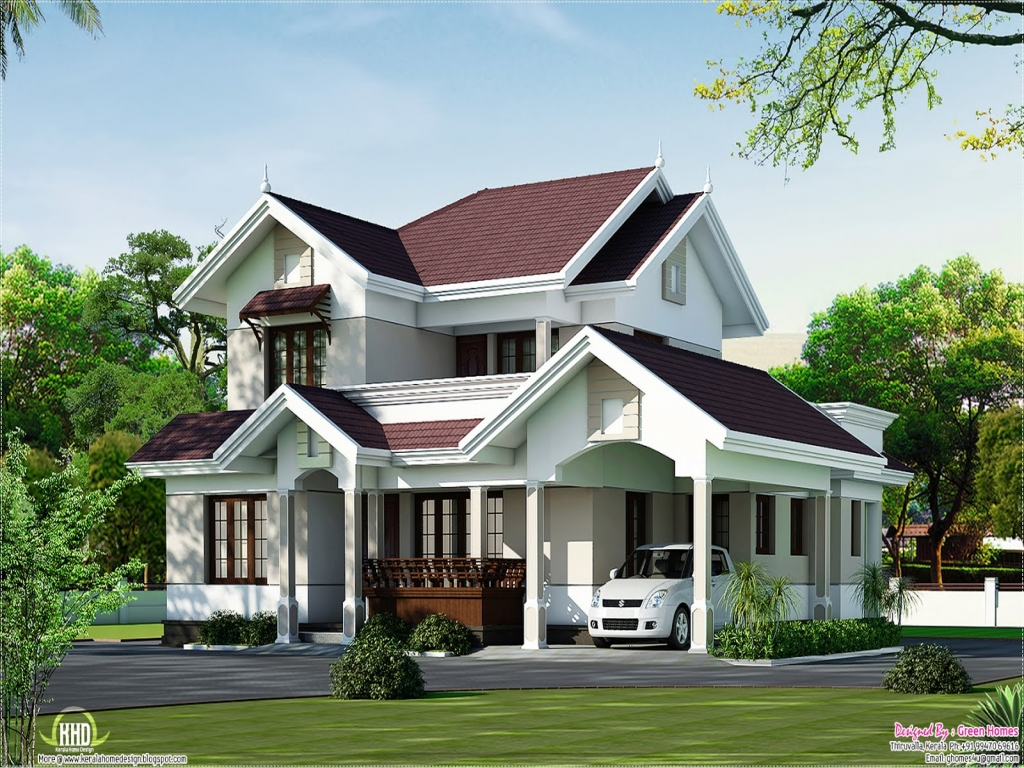 Home Design Ideas Floor Plans: Good House Plans In Kerala House Plans Kerala Home Design