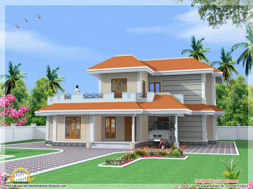 Kerala house photo gallery kerala model house design new for New home photo gallery