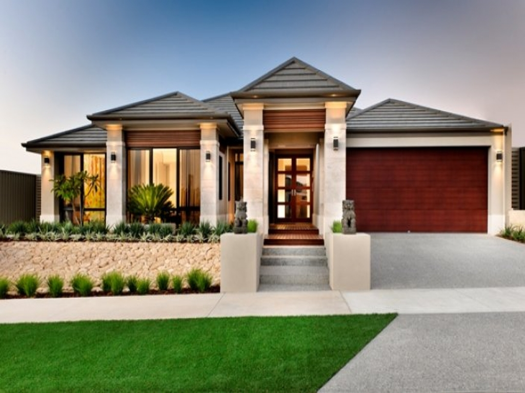 Modern home design exterior ideas modern exterior design for Classic house design exterior