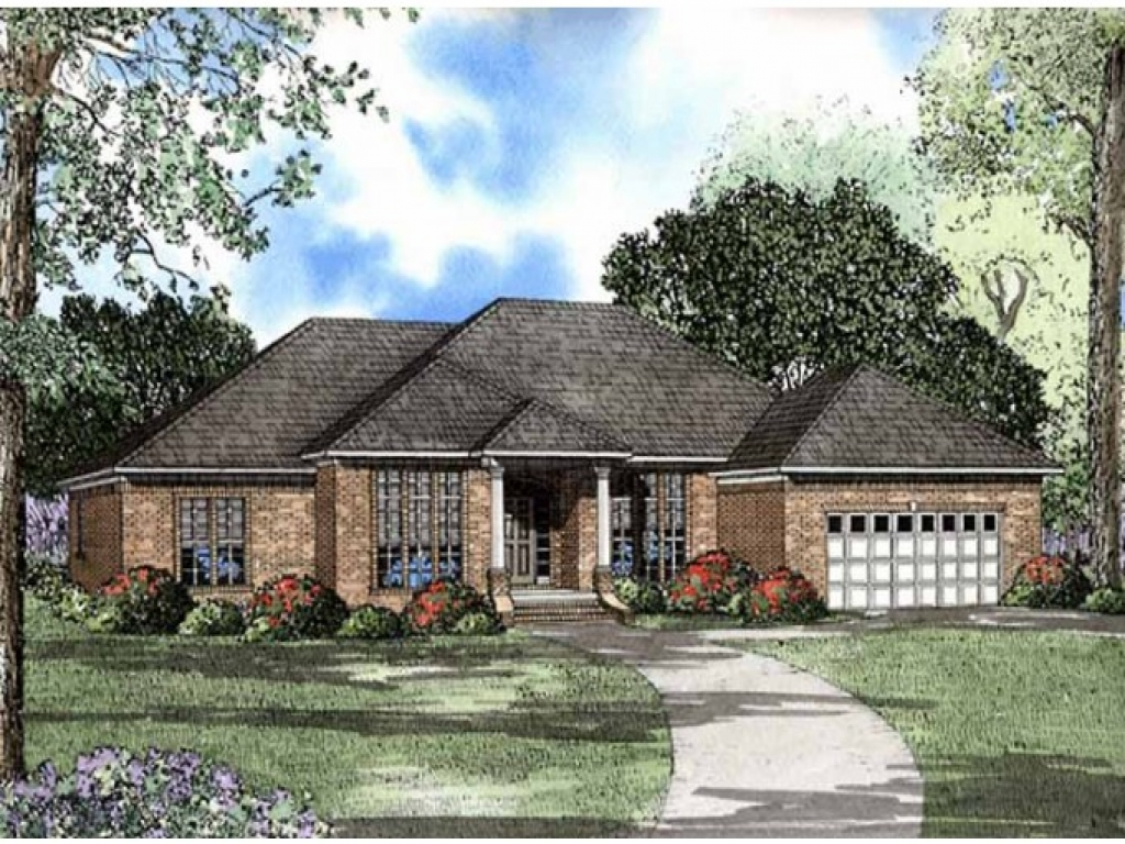 Texas Ranch Floor Plans Ranch Style House Plans With Hip Roof Texas Ranch Style