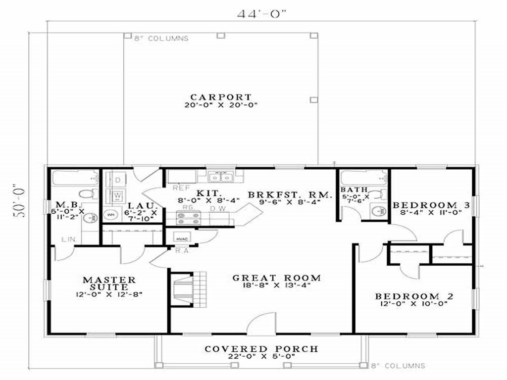 1100 sq ft log home 1100 sq ft 3 bedroom floor plan 1100 for 1100 sq ft ranch house plans