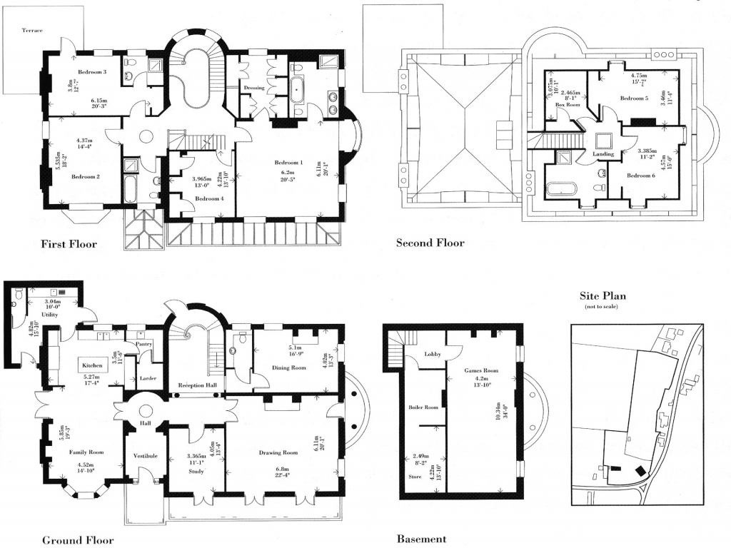 Tiny Home Designs: Country House Floor Plans And Designs Small House Plans