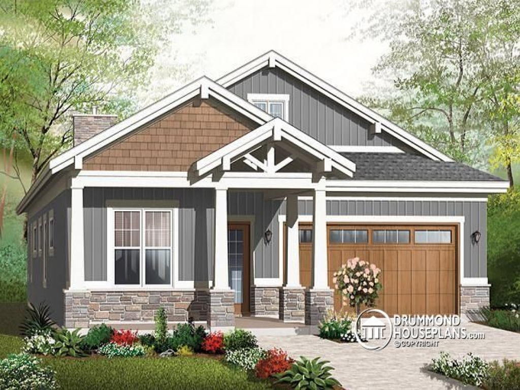 Small Craftsman House Plans Craftsman House Plans with ...