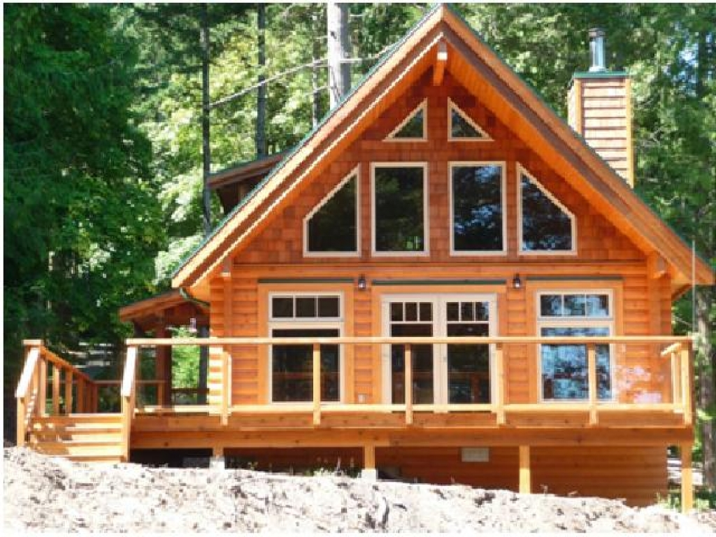 Complete Log Cabin Home Packages Log Cabin Homes Interior