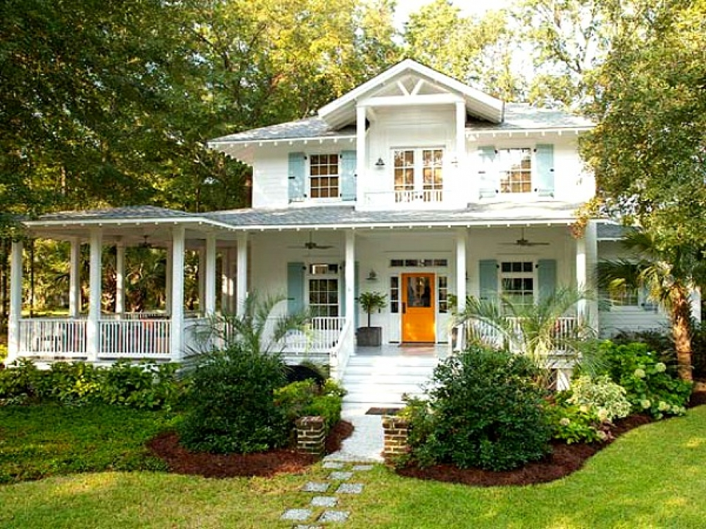 Cottage style houses with front porch queen anne style for Queen anne cottage house plans