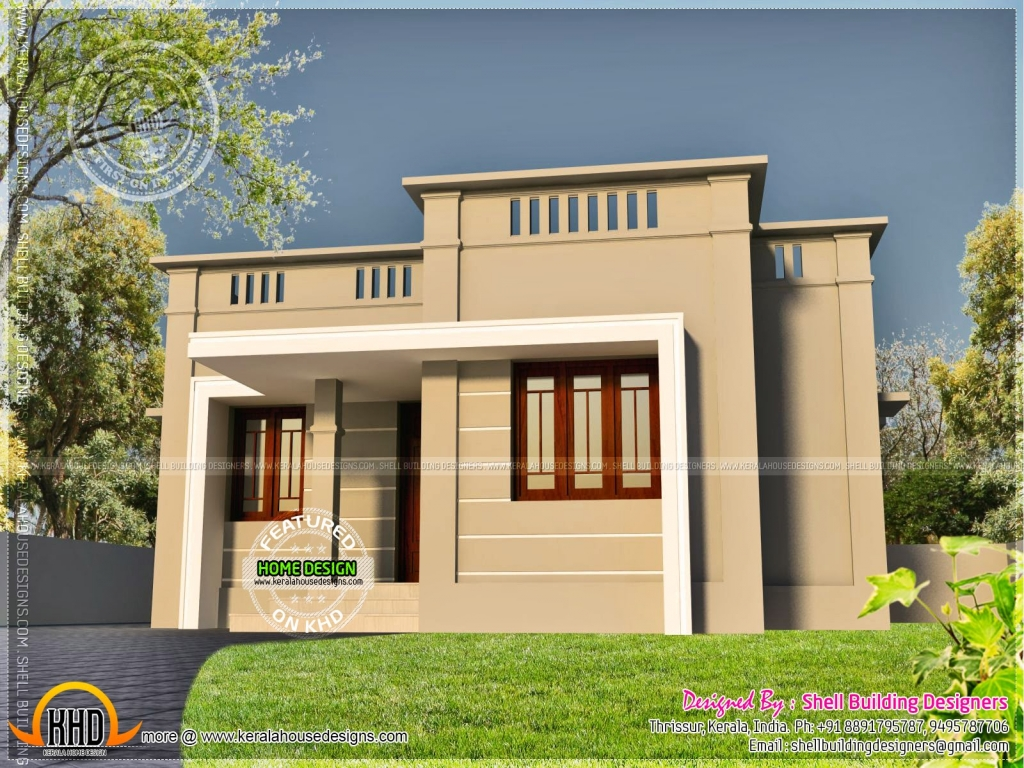 Exterior house colors hot trends very small house exterior for Small home outside design