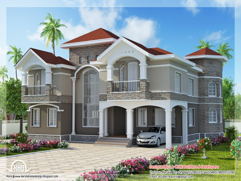Home Luxury House Design Small Modern House Exterior Design New House Designs In India