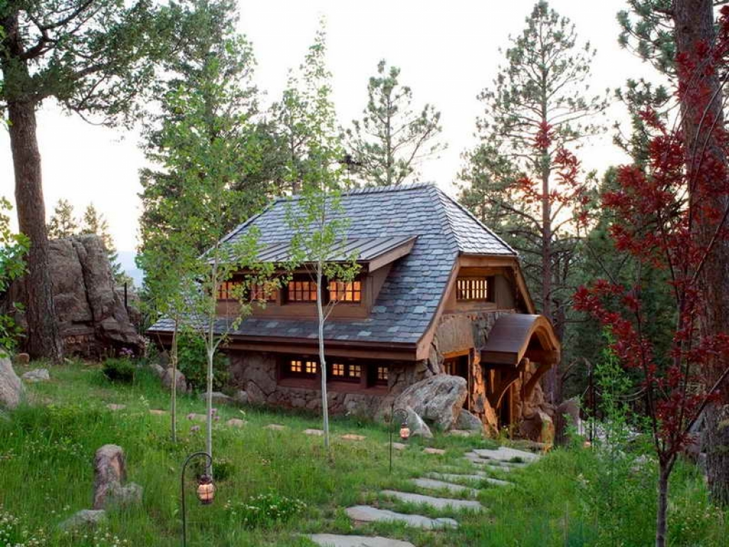 Small rustic cabin home plans small cabin living small for Small rustic cabin designs