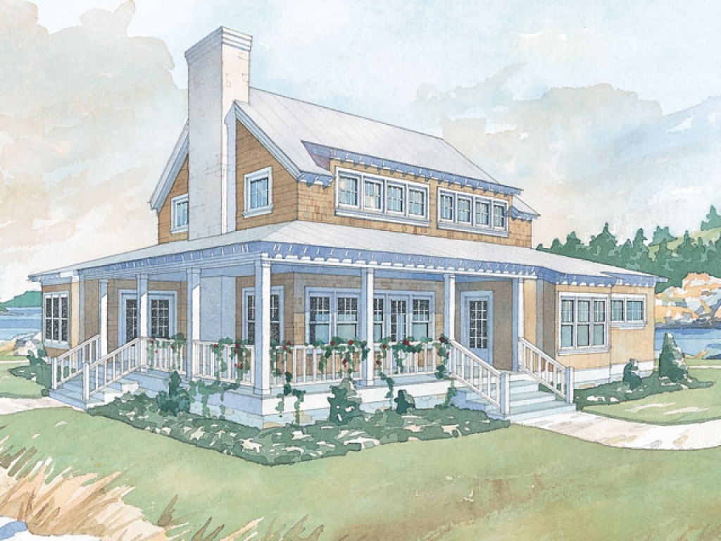 Southern Living Coastal House Plans Coastal House Plans