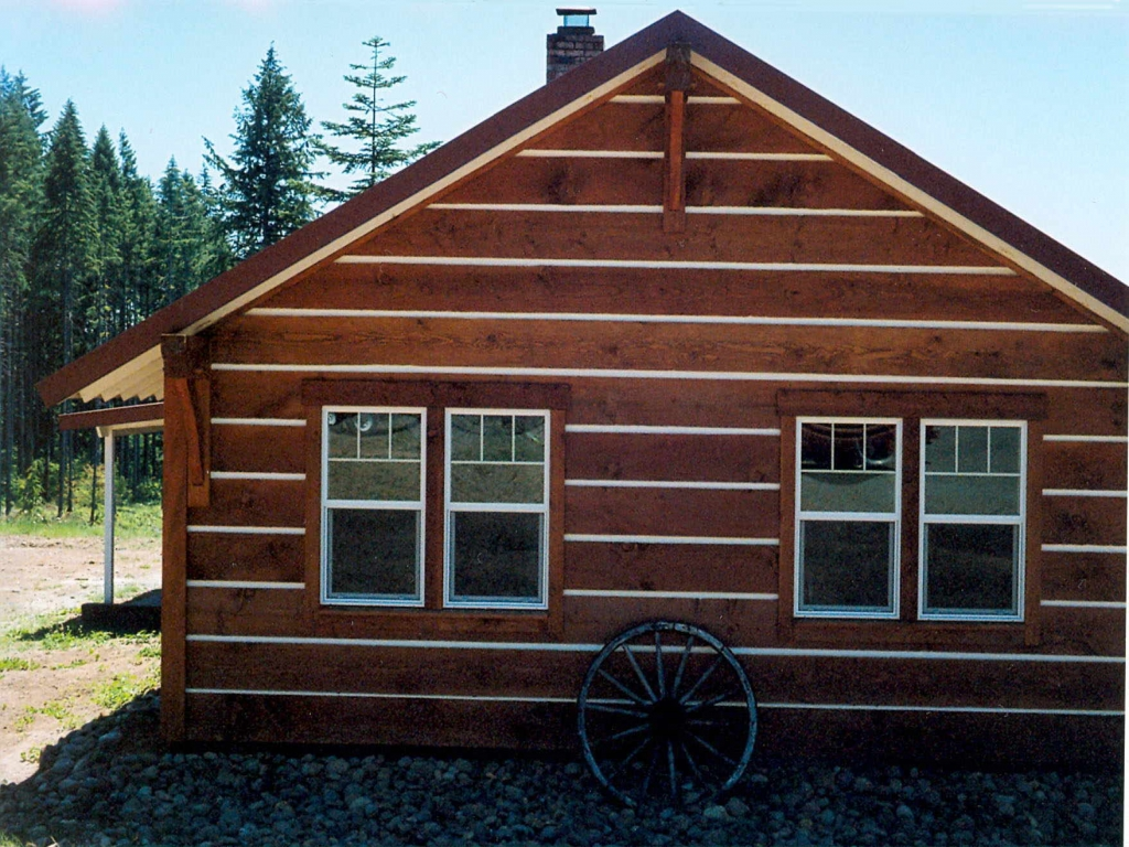 Log Cabin Siding Product Log Cabin Wood Siding Real Log