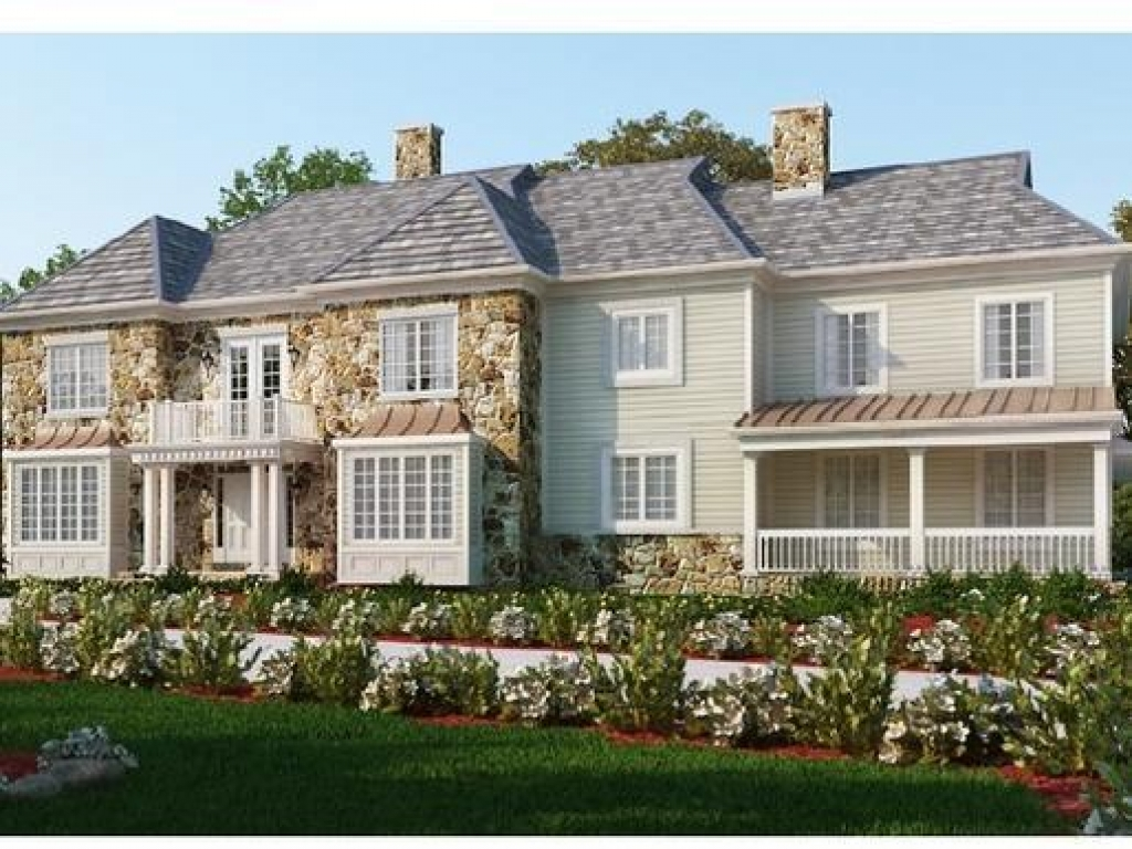 Luxury dream homes in maryland luxury homes in potomac for Ranch style homes in maryland
