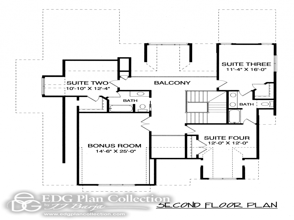 Bungalow house plans with porches craftsman bungalow house for Craftsman style floor plans