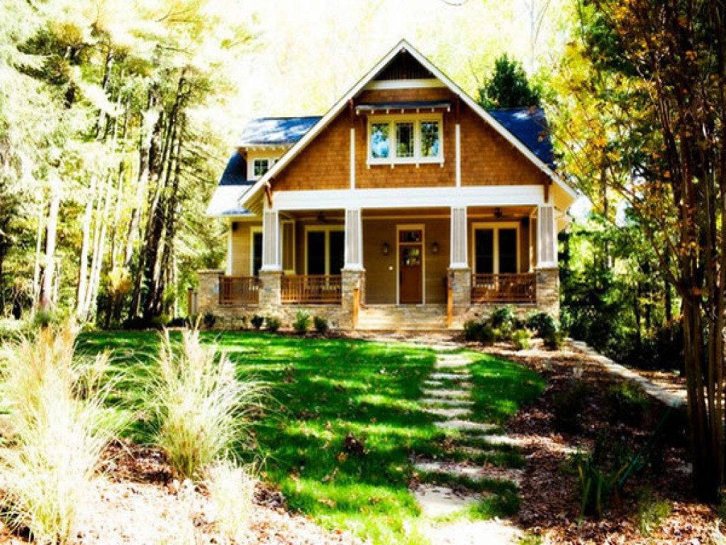 Cottage Craftsman Ranch House Style Craftsman Style ...
