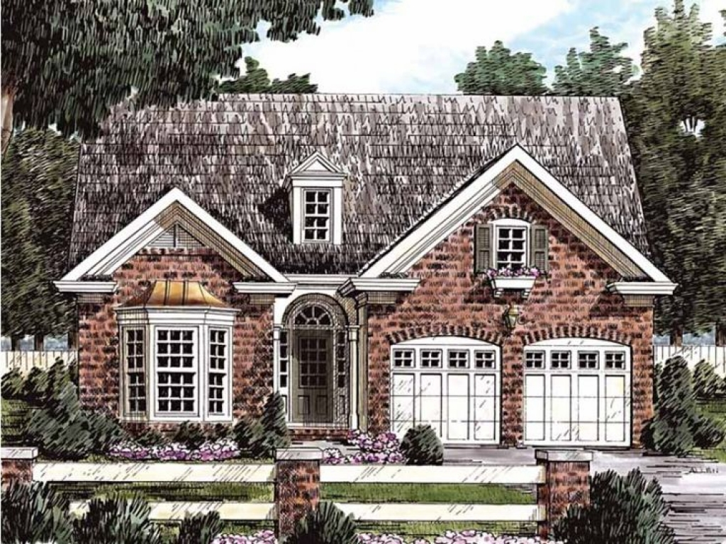 Cottage Style Brick Homes Small English Tudor Style Homes