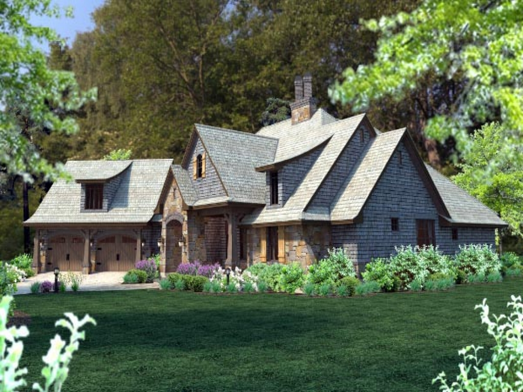 French Cottages For You French Country Cottage House Plan