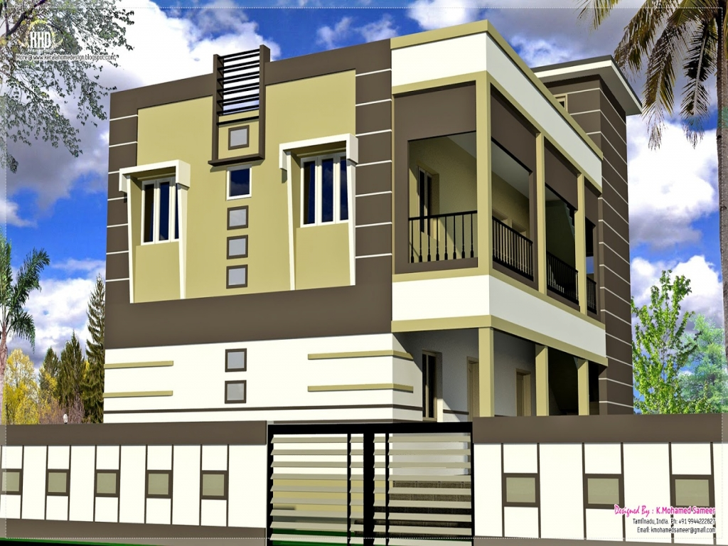 Indian exterior house designs country home exterior for Indian exterior design
