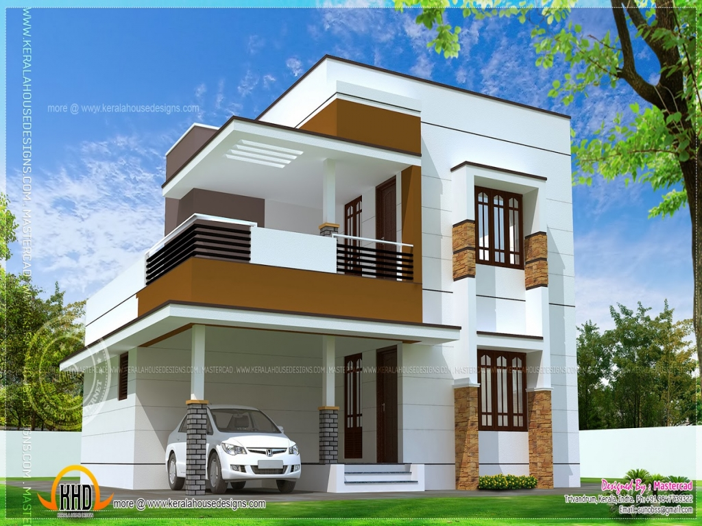 Simple Home Modern House Designs Pictures Very Simple: Modern House Design In Philippines Simple Modern House