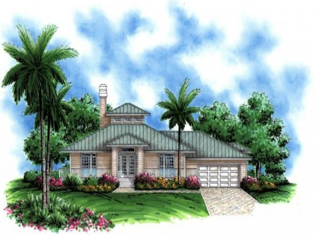 Old Florida Style House Plans Cracker Cupola Treesranch