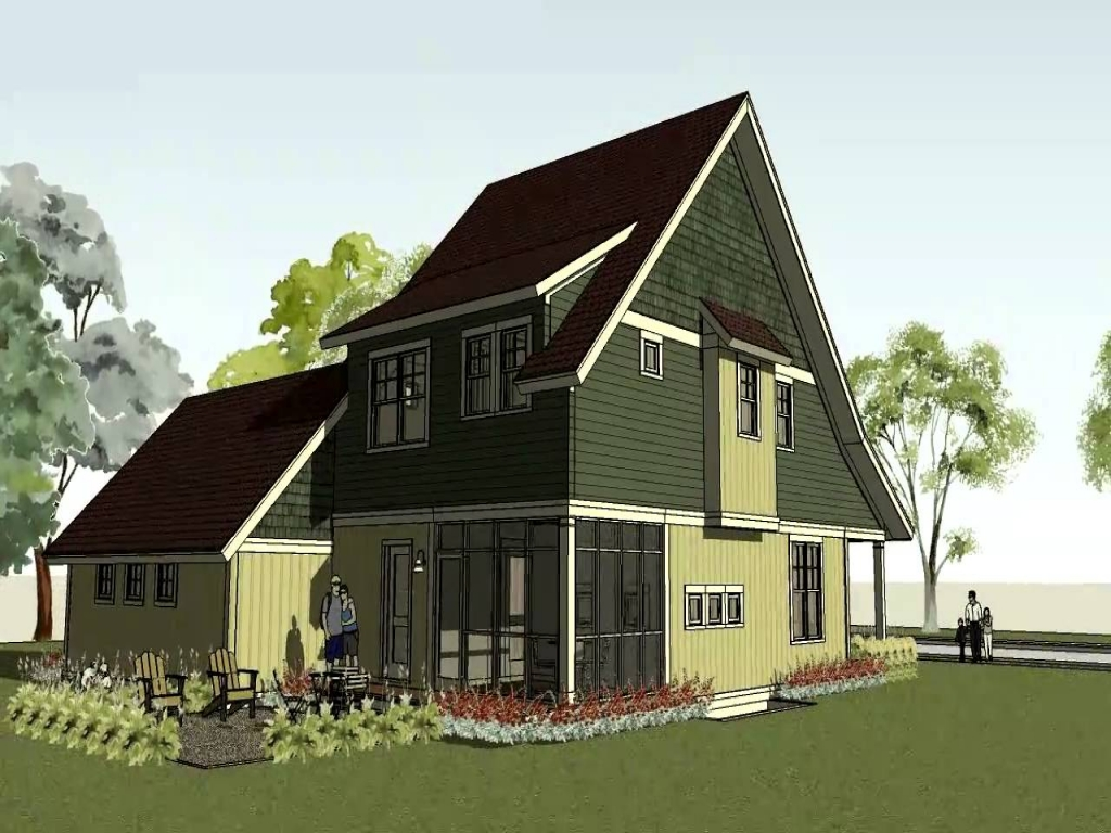 Small Craftsman Bungalow House Plans Floor Plans Small