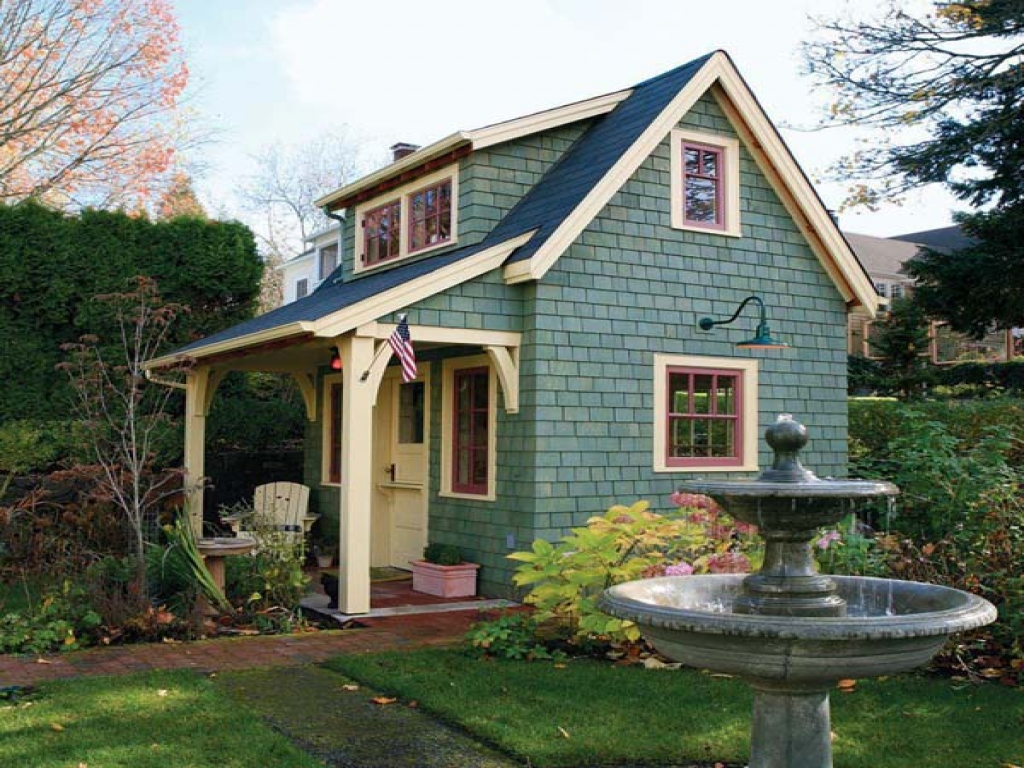 10X16 Tiny House Shed Garden Shed Tiny House, little ...