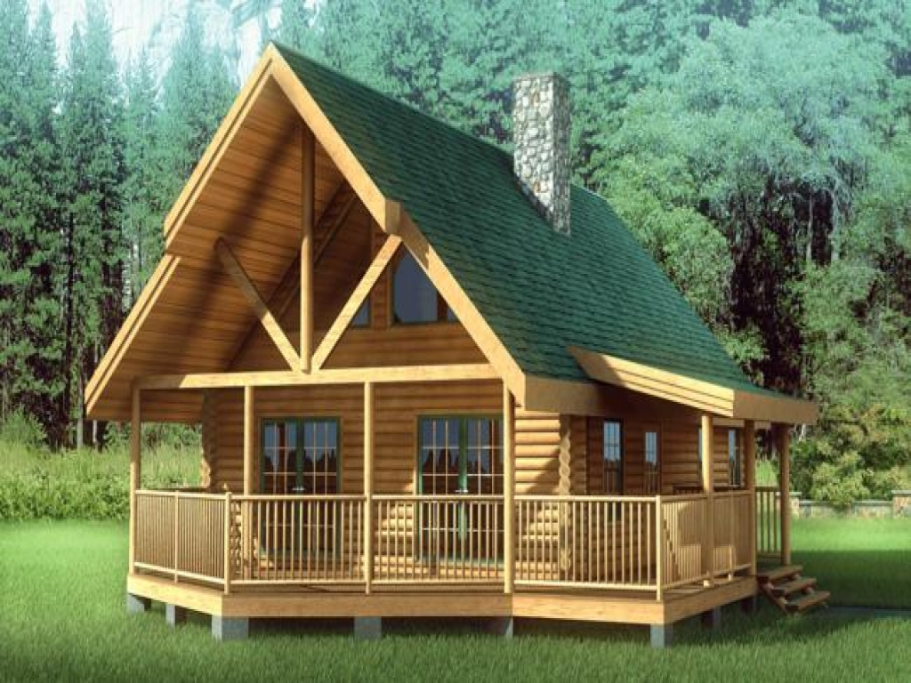 House Log Cabin Home Kits Chalet