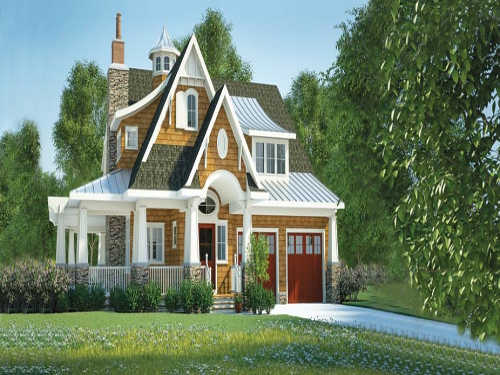 Coastal cottage house plans bungalow cottage home plans for Seaside cottage plans