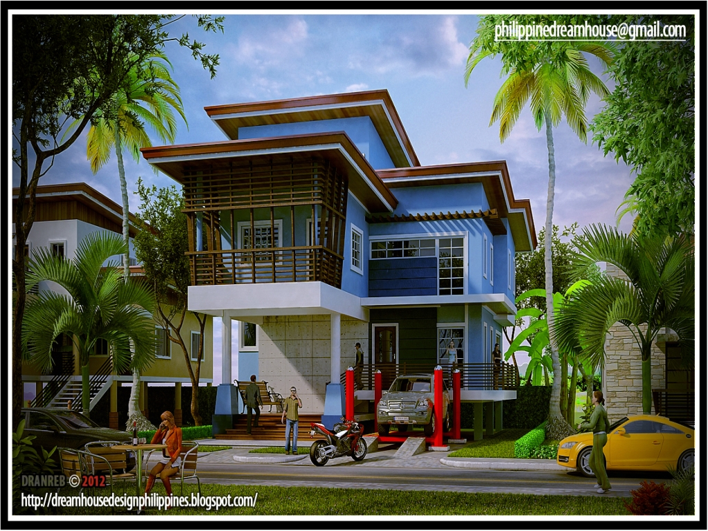 Home Design Ideas Photo Gallery: House Designs Alabang Philippines House Design Philippines
