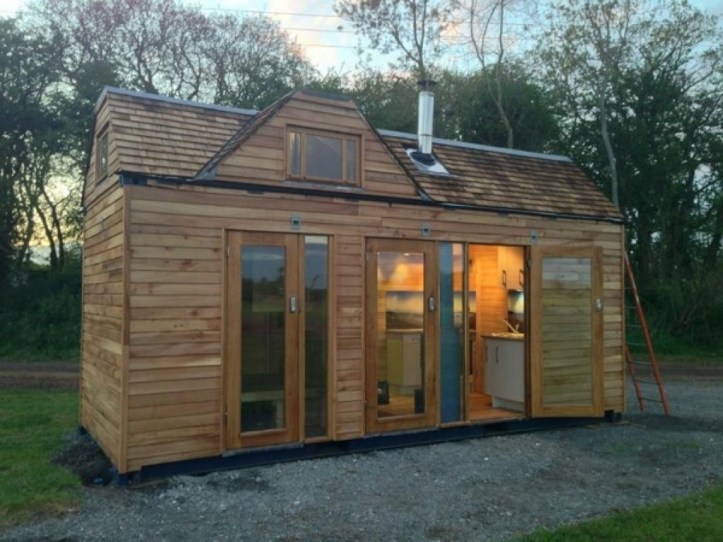 Phoenix shipping container homes log shipping container for Cabin like houses